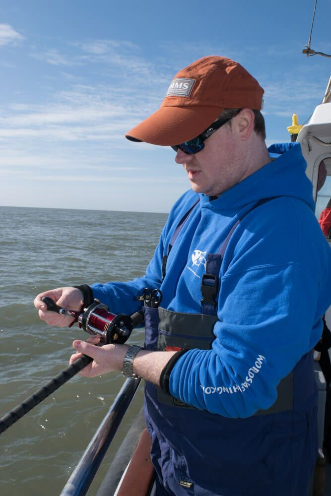 Fishing with the MTI15